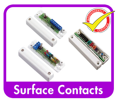 Surface Contacts