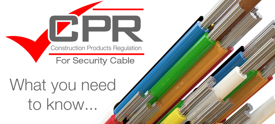 Small Header CPR Cable